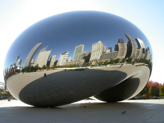 Chicago; произносится /ʃɪˈkɑːgoʊ/ или /ʃɪˈkɔːgoʊ...